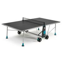 Теннисный стол всепогодный Cornilleau 200X Outdoor серый 5 mm