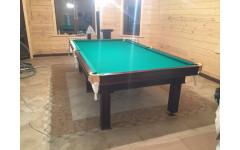 Бильярдный стол Домашний Люкс III РП 8ф ЛДСП +