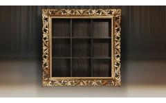 Модуль для книг квадратный. Багет Винченцо