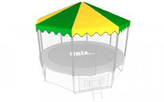 Крыша для батута UNIX line 12 ft
