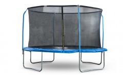 Батут 10 футов (305 см) с внутренней сеткой и держателями