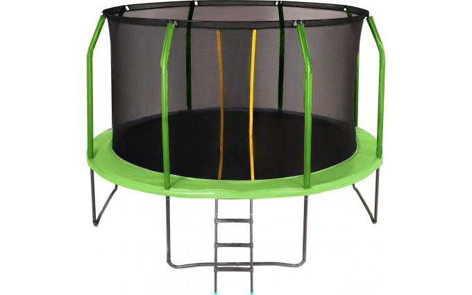 Батут JUMPY Premium 12 FT (Green / Blue)