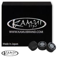 Наклейка для кия Kamui Black ø13мм Medium 1шт.
