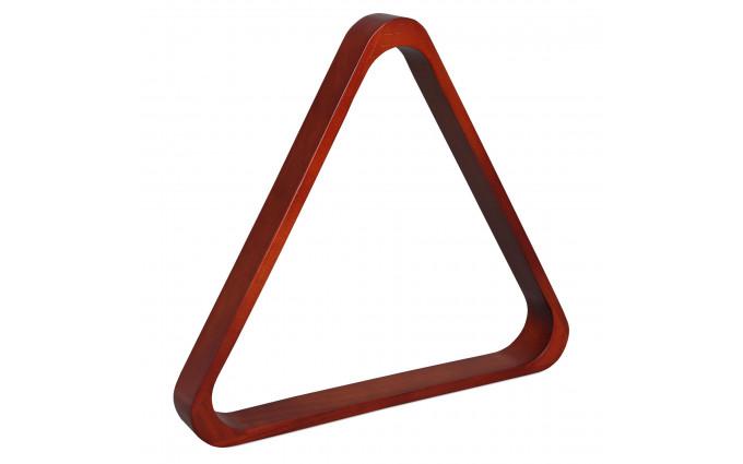 Треугольник Classic дуб коричневый ø68мм