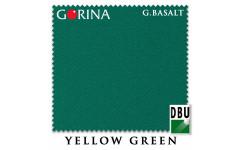 Сукно Gorina Granito Basalt 197см Yellow Green