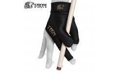 Перчатка Taom Midas Billiard Glove черная правая M