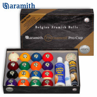 Шары Pool Aramith Tournament Value Pack ø57,2мм