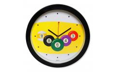 Часы Бильярд SN5024 ø29,5см