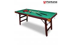 Бильярдный стол Fortuna Снукер 6фт с комплектом аксессуаров