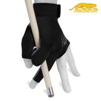 Перчатка Predator Second Skin черная/серая левая XXS
