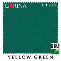 Сукно Gorina Granito Tournament 2000 197см Yellow Green