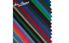 Образцы сукна Iwan Simonis 42x29см 6 видов 24 цвета 30шт.
