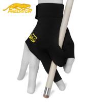 Перчатка Predator Second Skin черная/желтая правая XXS