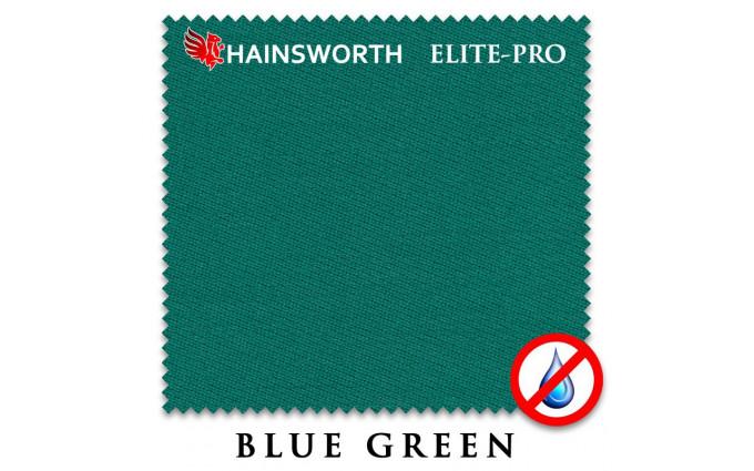 Сукно Hainsworth Elite Pro Waterproof 198см Blue Green