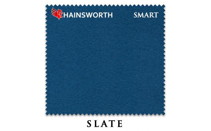 Сукно Hainsworth Smart Snooker 195см Slate