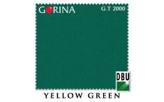 Сукно Gorina Granito Tournament 2000 193см Yellow Green