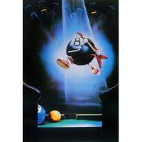 Постер Flying Eight 77×51cм