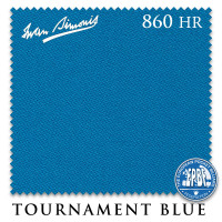 Сукно Iwan Simonis 860HR 198см Tournament Blue