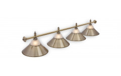 Светильник Alison Bronze 4 плафона