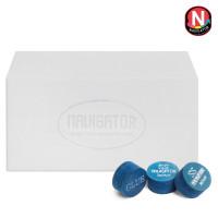 Наклейка для кия Navigator Blue Impact Snooker ø11мм Super Soft 1шт.