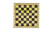 Шахматный ларец из янтаря средний 35*35