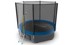 Батут EVO JUMP External 10ft (Blue) + Lower net