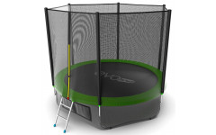 Батут EVO JUMP External 10ft (Green) + Lower net