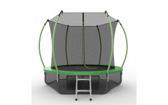 Батут EVO JUMP Internal 8ft (Green) + Lower net