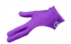 Перчатка бильярдная «Sir Joseph» (фиолетовая) L