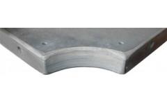 Плита «Premium-Quality Rasson» 12 ф (25 мм, 5-pc) пирамида
