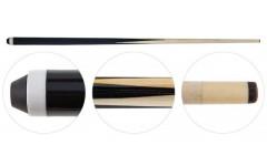 Кий для пула 1-pc «Ramin» (черный) 90 см